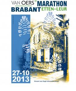 T-SHIRT Marathon Brabant2013.indd